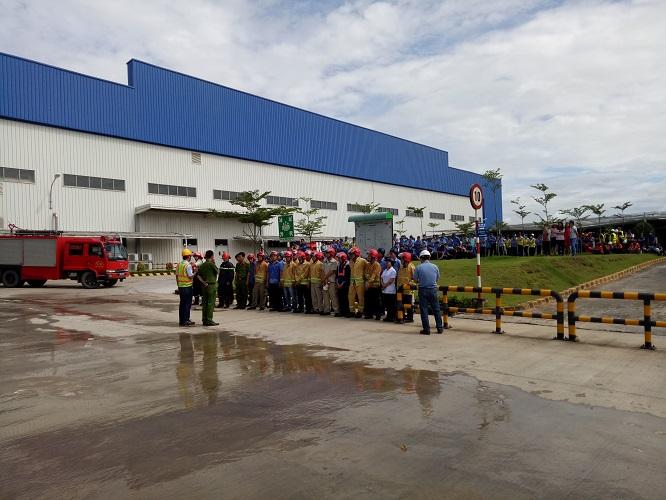 CTR Công Ty TNHH Nước Giải Khát Suntory Pepsico Việt Nam (6)