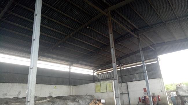 Khu xử lý chất thải Quang Trun